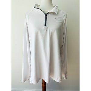 Old Navy Active White Light Pullover -Size XXL-EUC